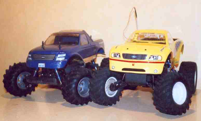 How Much Does A Monster Truck Cost >> Mika's radio controlled vehicles